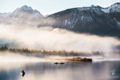 Die-Winterfischer