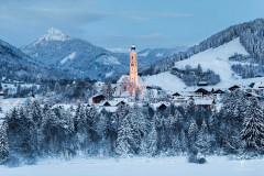 Pfronten-im-Winter