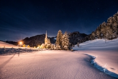 Bavarian-Winter-Night