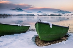 Winter-Boats