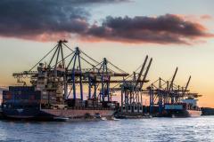Sonnenuntergang-am-Hafen