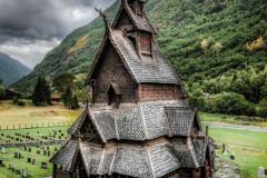 Stave-Church-Borgund
