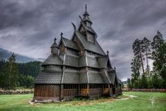 Stave-Church-Gol