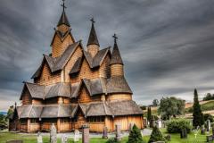 Stave-Church-Heddal