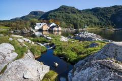 Malerische-Fjordlandschaft