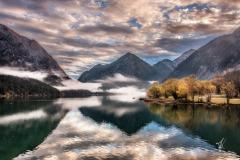 Nebelwolken