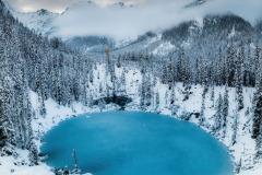 Circle-Lake